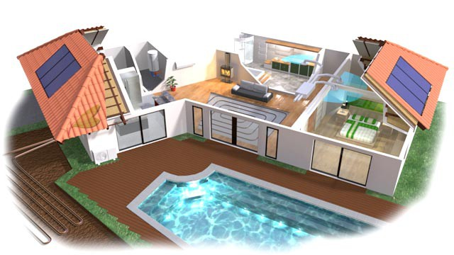 r aliser une maison version bbc. Black Bedroom Furniture Sets. Home Design Ideas